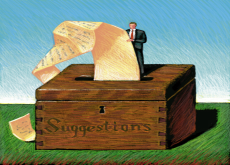 illustration-of-Suggestion-Box